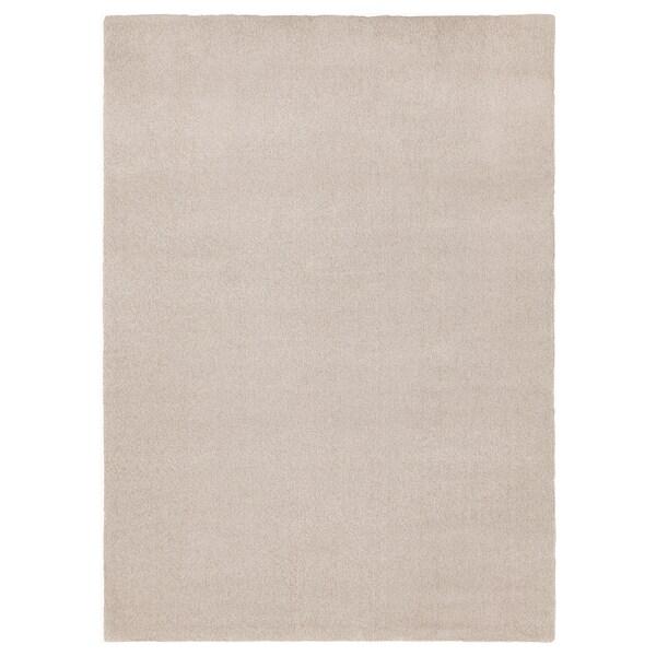 TYVELSE rug, low pile off-white 240 cm 170 cm 14 mm 4.08 m² 3000 g/m² 1880 g/m² 13 mm