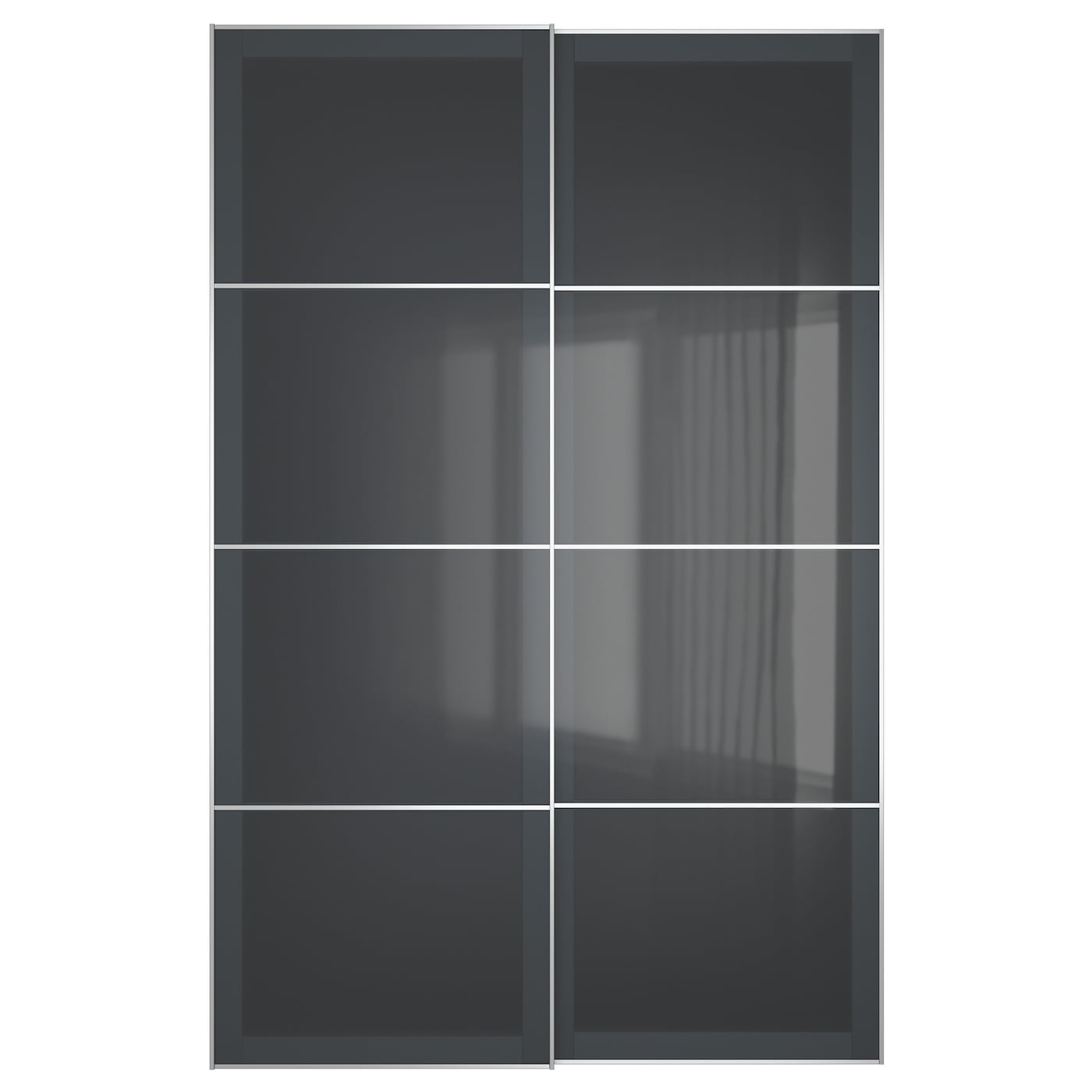 sliding wardrobe doors ikea. Black Bedroom Furniture Sets. Home Design Ideas