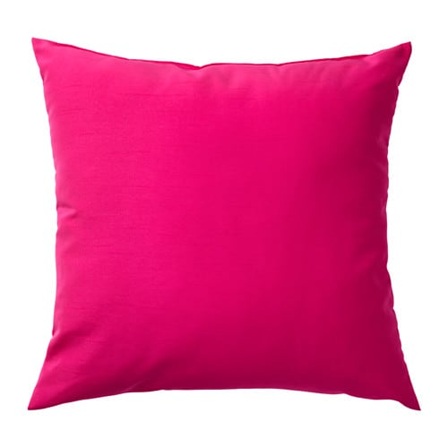 ullkaktus cushion cerise 50x50 cm ikea. Black Bedroom Furniture Sets. Home Design Ideas