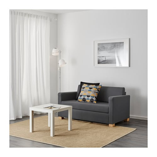 Kommode Ikea Gebraucht Berlin ~ IKEA ULLVI two seat sofa bed Readily converts into a bed