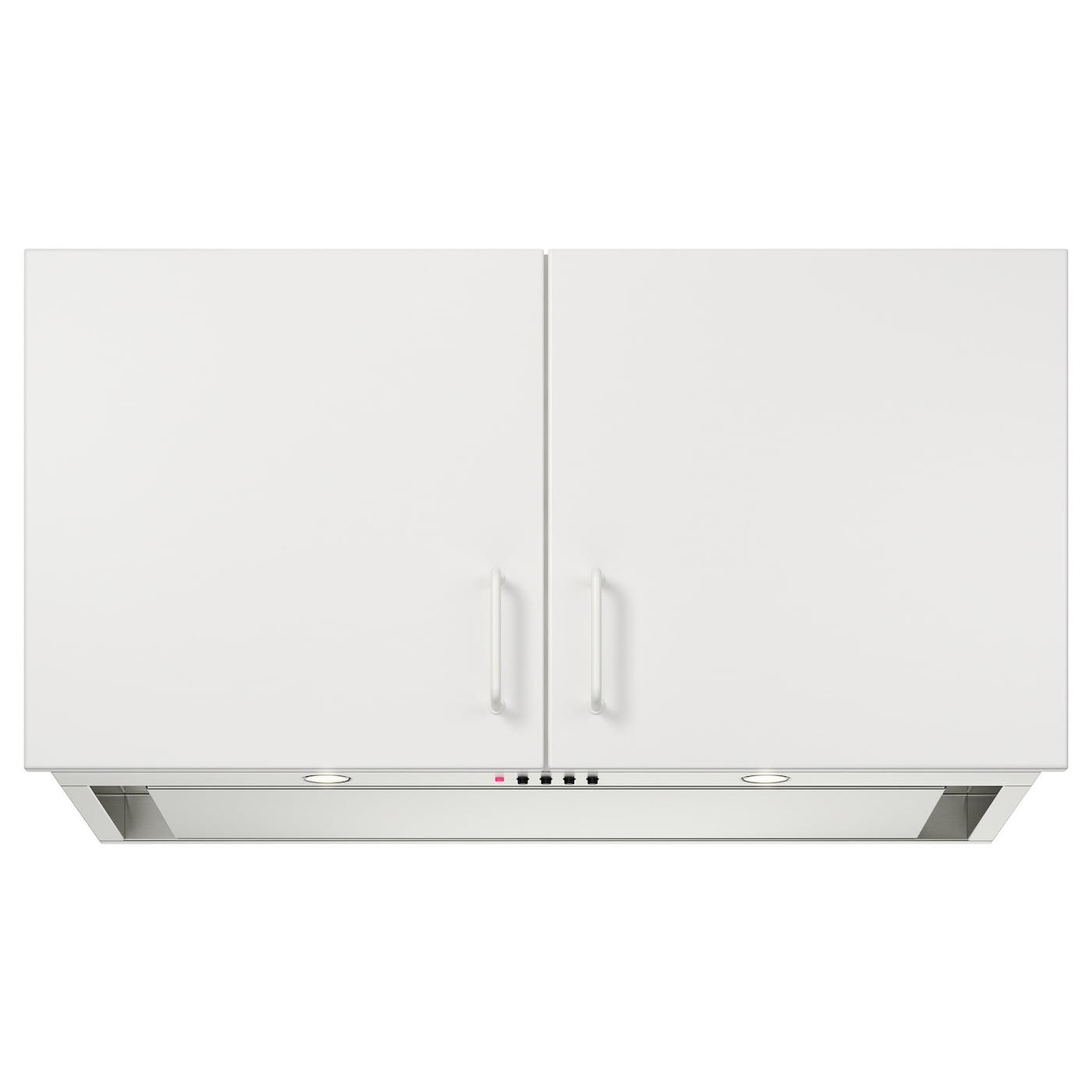 IKEA UNDERVERK built-in extractor hood Easy to install in a wall cabinet.