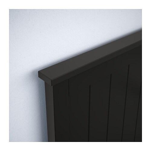 Ikea Undredal Bed Frame Black L Nset