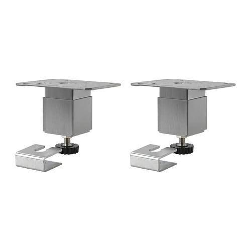 Merveilleux IKEA UTBY Leg Stands Steady On Uneven Floors Because It Has Adjustable Feet.