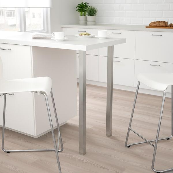 UTBY Leg, stainless steel, 86 cm