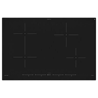 UTNÄMND Induction hob, IKEA 500 black, 78 cm
