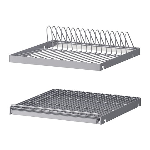 UTRUSTA Dish drainer for wall cabinet IKEA 25 year guarantee.   Read about the terms in the guarantee brochure.