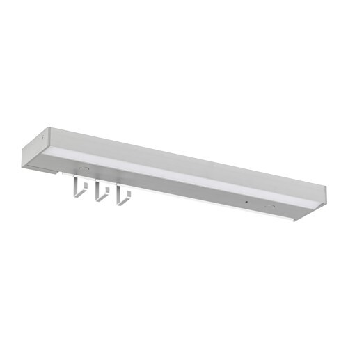 UTRUSTA LED worktop lighting w power supply IKEA