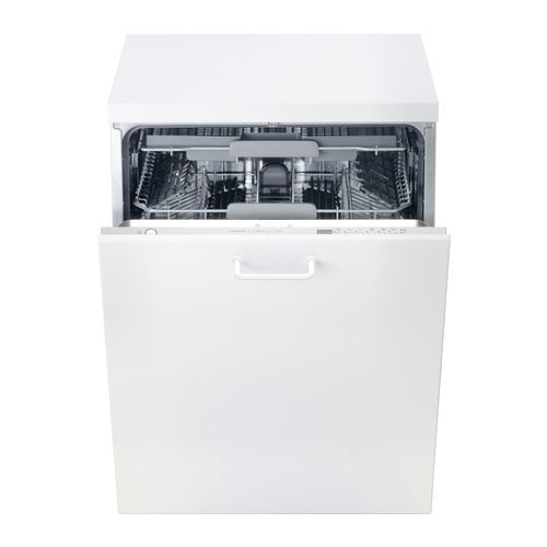 IKEA VÄLGJORD integrated dishwasher