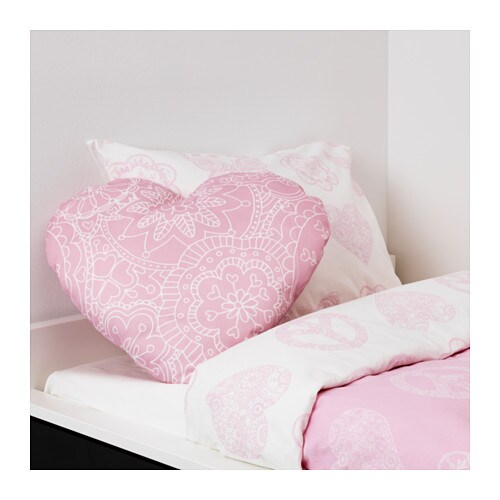 IKEA VÄNSKAPLIG cushion Quickly and easily makes the children's room cosier and more personal.