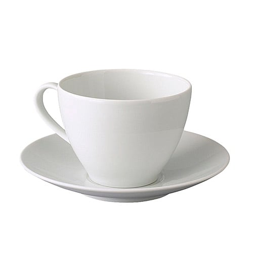 V 196 Rdera Teacup With Saucer White 36 Cl Ikea