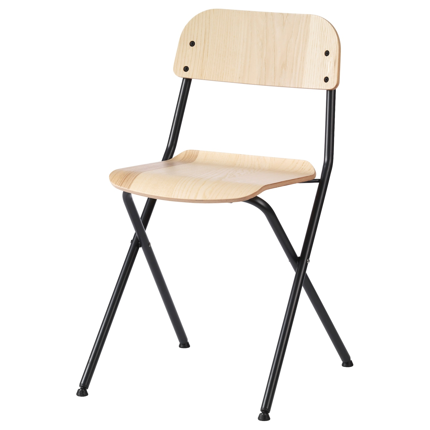 IKEA VÄSSAD folding chair Foldable, which makes it easy to store. No assembly required.