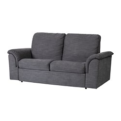 Ikea VÄstby 2 Seat Sofa Bed Readily Converts Into A