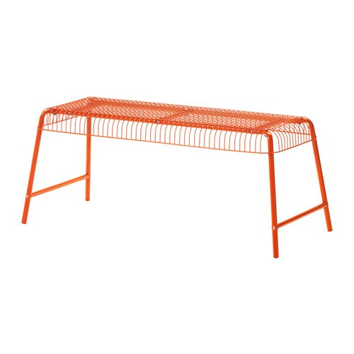IKEA VÄSTERÖN Bench, In/outdoor Can Also Be Used In Bathrooms And Other Damp