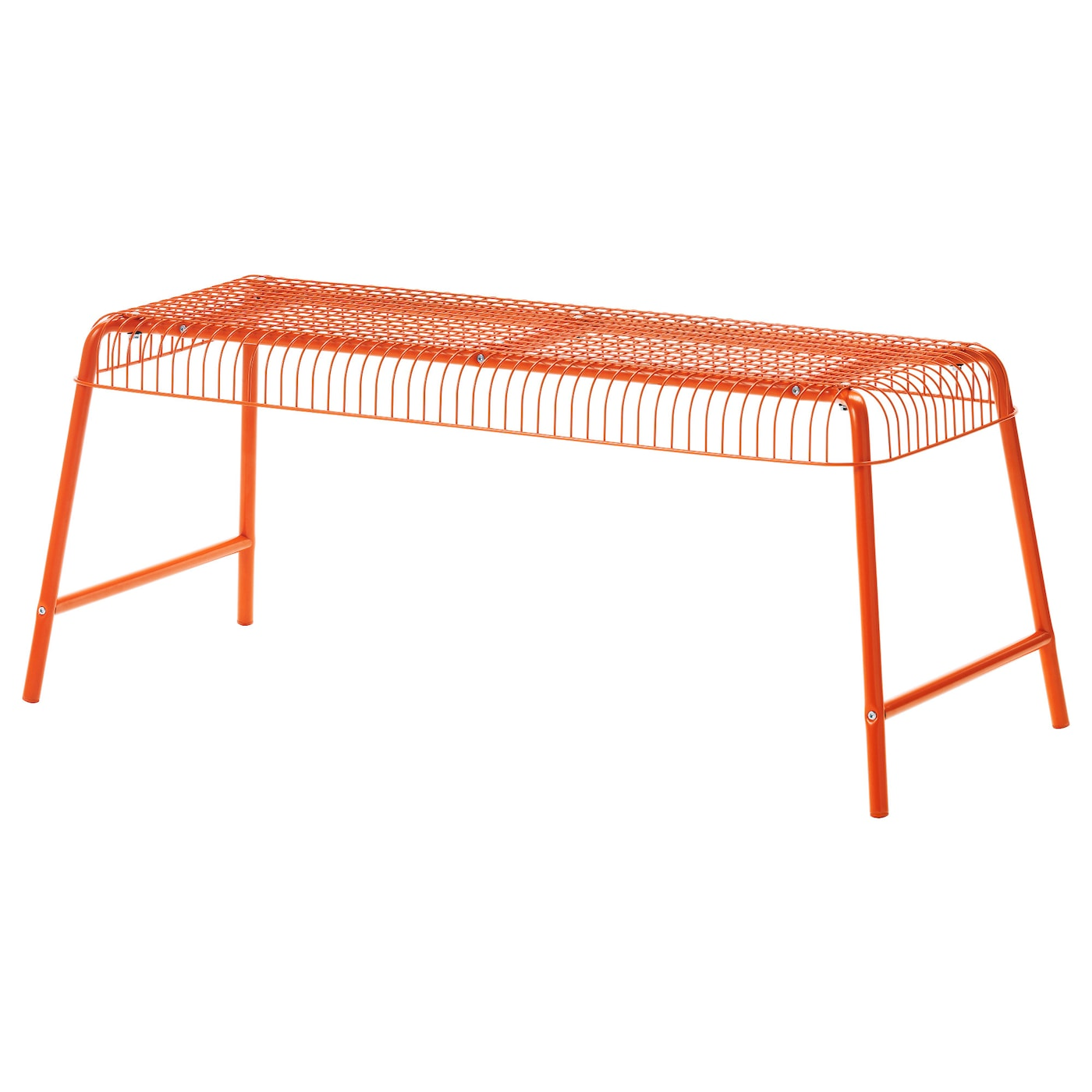 IKEA VÄSTERÖN bench, in/outdoor Can also be used in bathrooms and other damp areas indoors.