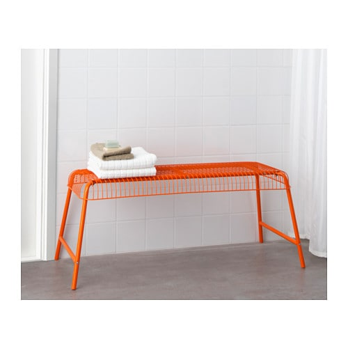Superb IKEA VÄSTERÖN Bench, In/outdoor Can Also Be Used In Bathrooms And Other Damp