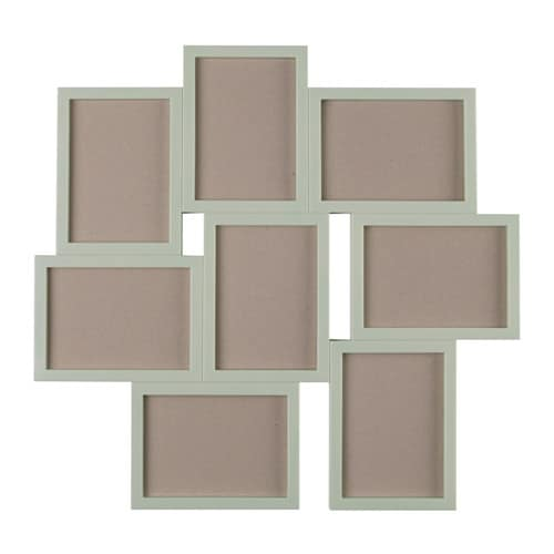 ikea vxbo collage frame for 8 photos holds 8 pictures so you can create your own