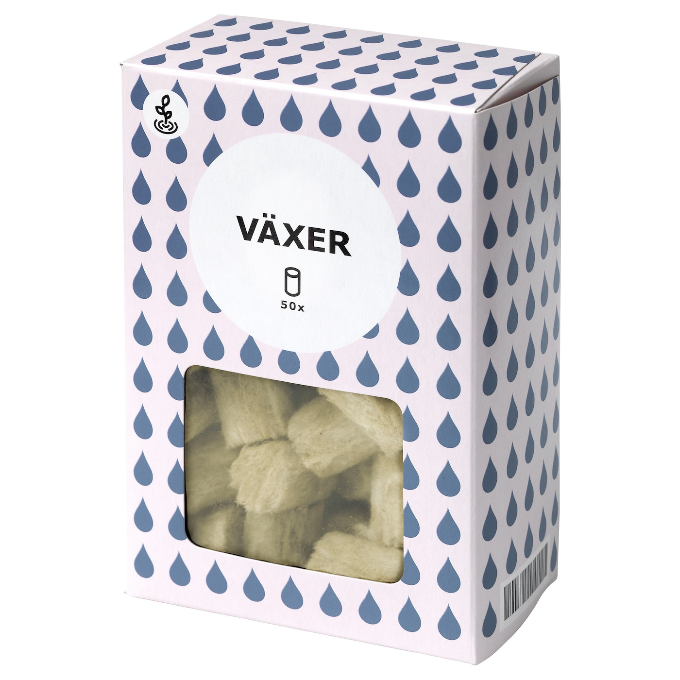 IKEA VÄXER growing media Can also be mixed with soil and used to improve drainage in potted plants.