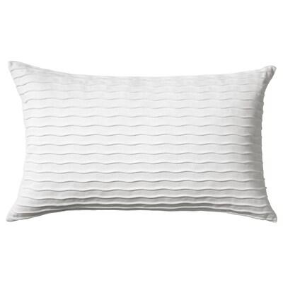 VÄNDEROT cushion white 40 cm 65 cm 900 g 1220 g