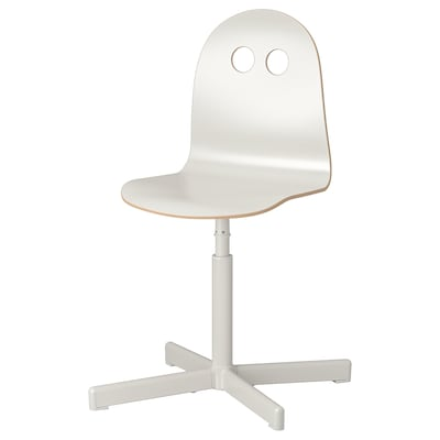 VALFRED / SIBBEN Children's desk chair, white