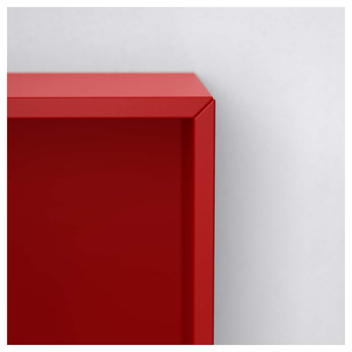 wall cabinet valje red