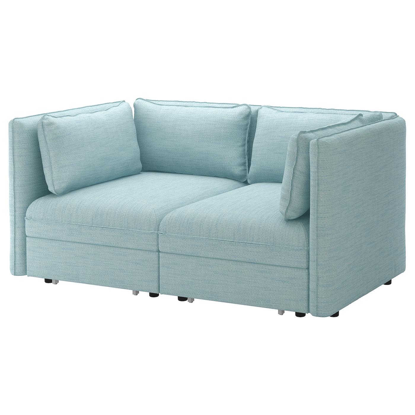 Ikea Vallentuna 2 Seat Modular Sofa W Beds