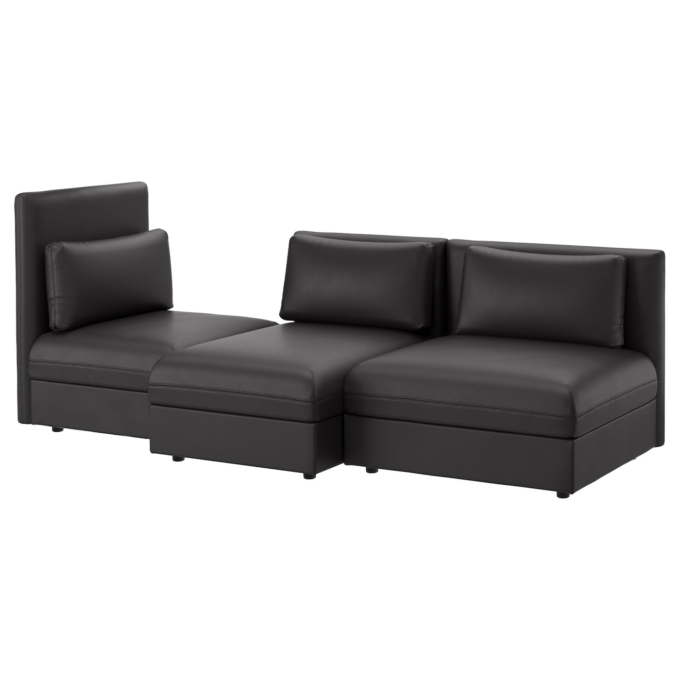 IKEA VALLENTUNA 3-seat sofa 10 year guarantee. Read about the terms in the guarantee brochure.