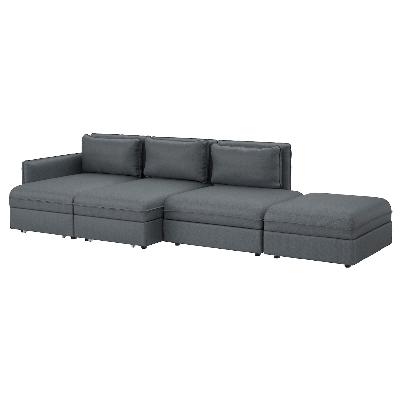 IKEA VALLENTUNA 4-seat Sofa With Bed
