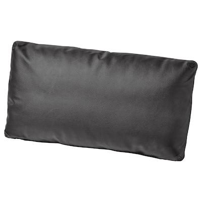 VALLENTUNA Back cushion, Murum black
