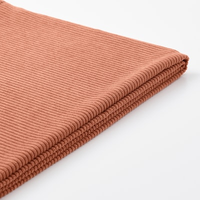 VALLENTUNA Cover for backrest, Kelinge rust, 80x80 cm