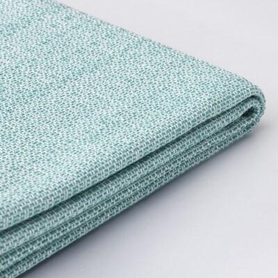 VALLENTUNA Cover for sofa-bed module, Hillared light blue