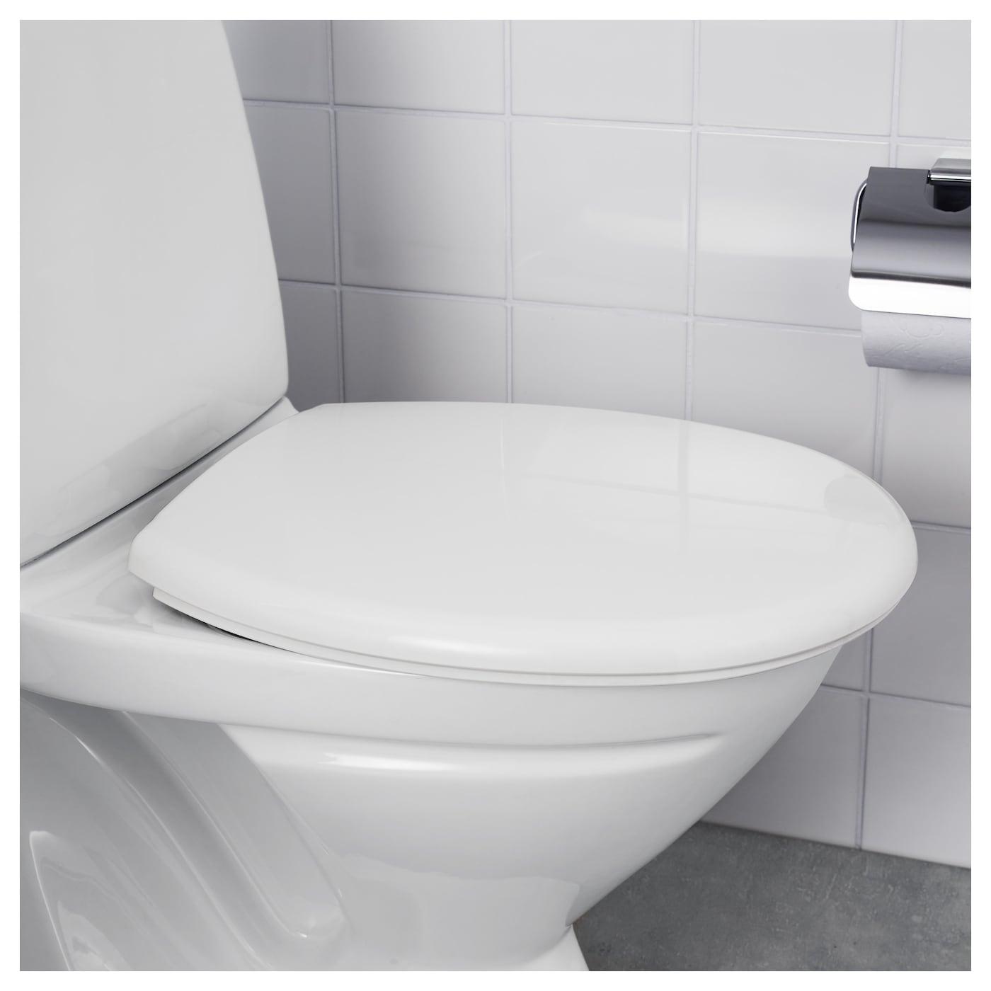 IKEA VALLOXEN toilet seat VALLOXEN Toilet seat