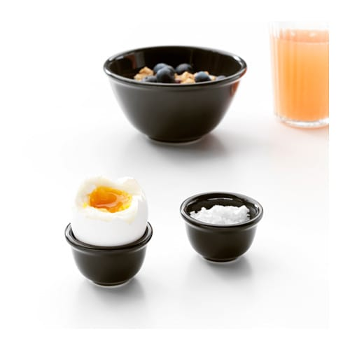 IKEA VARDAGEN bowl/egg cup Practical bowl that you can also use as an egg cup.