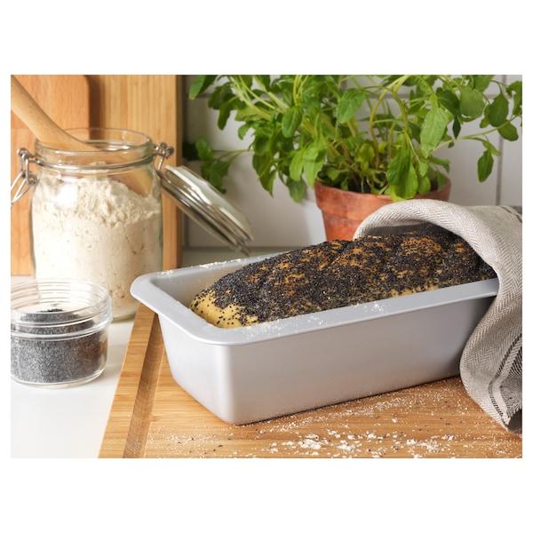 VARDAGEN Loaf tin, silver-colour, 1.8 l
