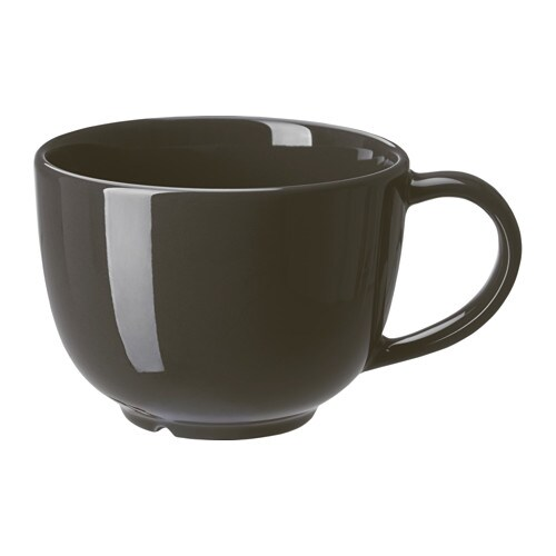 Vardagen Mug Dark Grey Store Tekop