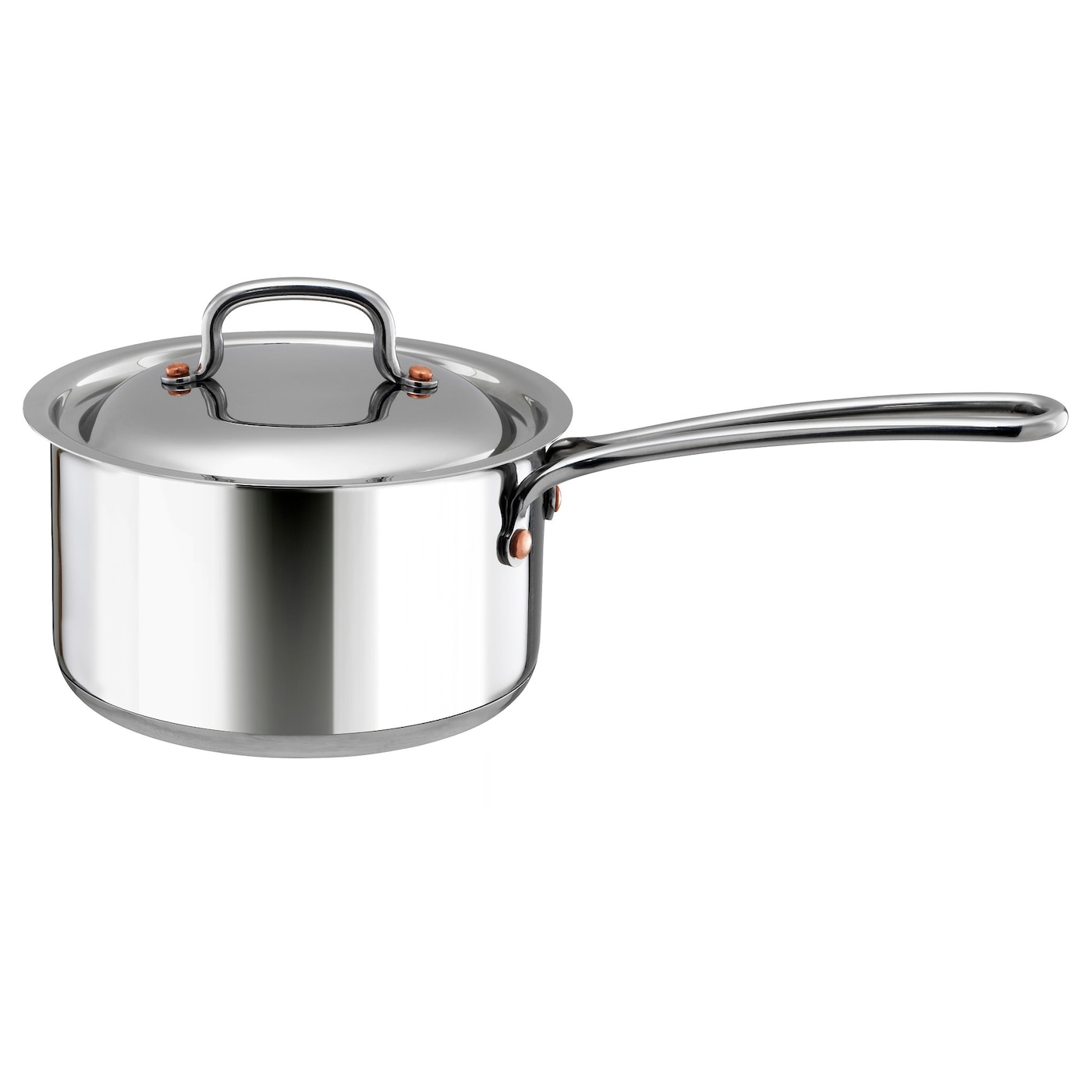IKEA VARDAGEN saucepan with lid 15 year guarantee. Read about the terms in the guarantee brochure.