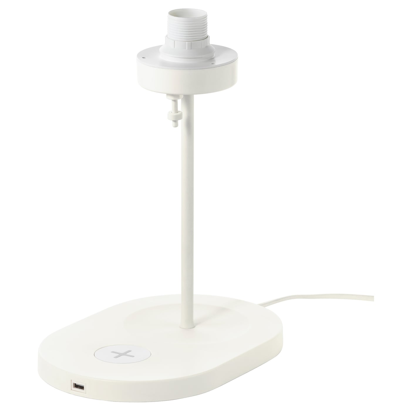 IKEA VARV Table Lamp Base W Wireless Charging