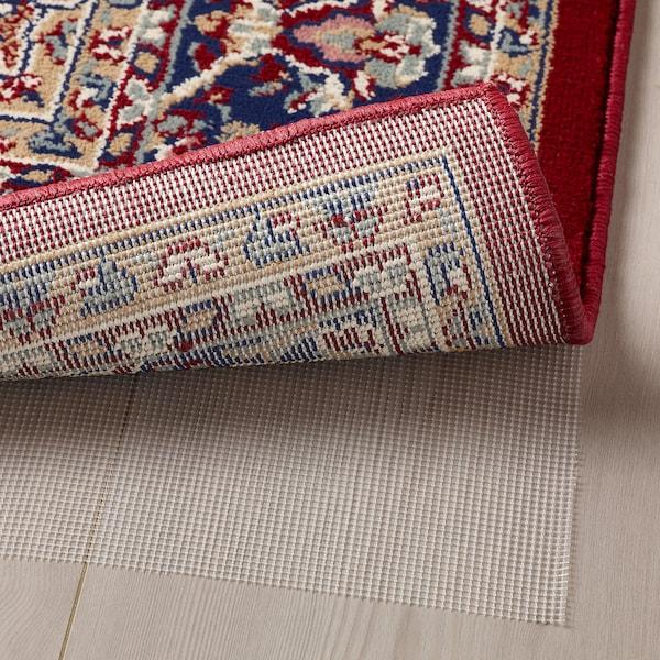 VEDBÄK Rug, low pile, multicolour, 200x300 cm