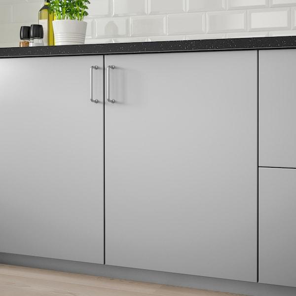 VEDDINGE Door, grey, 60x60 cm