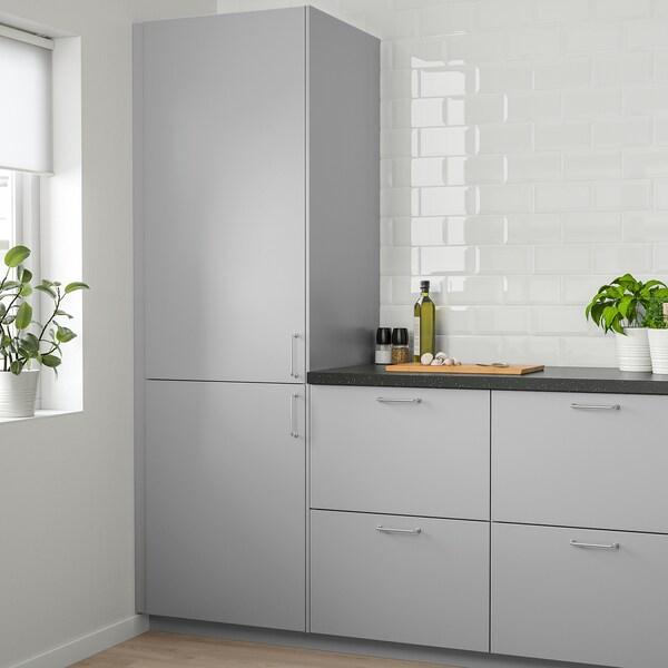 VEDDINGE Door, grey, 60x80 cm