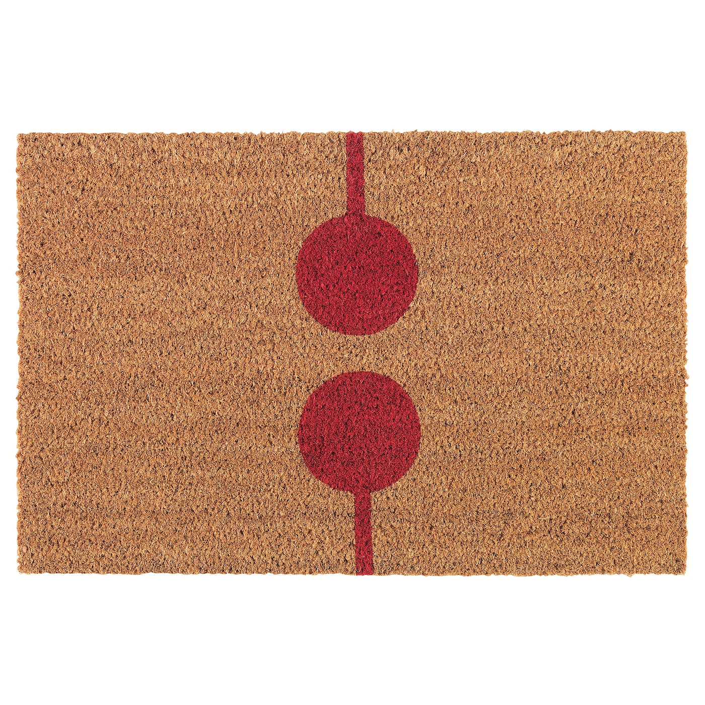 Ikea Vejers Door Mat Easy To Keep Clean Just Vacuum Or Shake The Rug