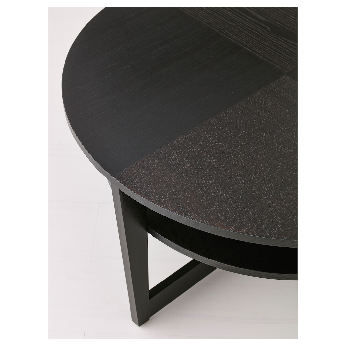 Vejmon Coffee Table Black Brown 90 Cm Ikea