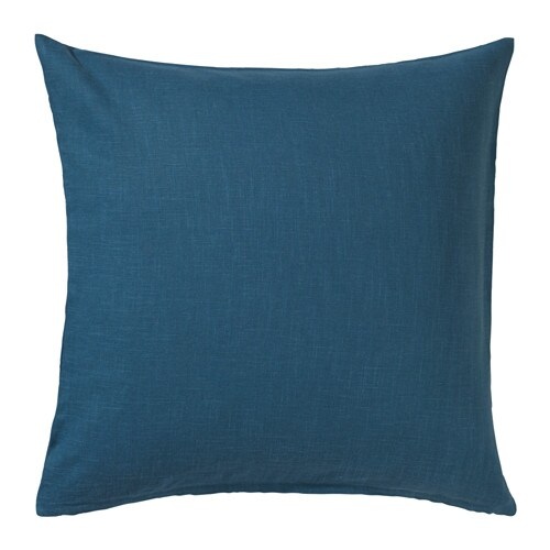 Vigdis Cushion Cover Blue 50 X 50 Cm Ikea