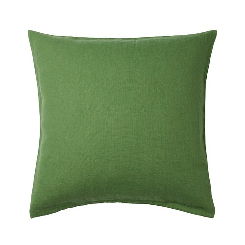 vigdis cushion cover green 50x50 cm ikea. Black Bedroom Furniture Sets. Home Design Ideas