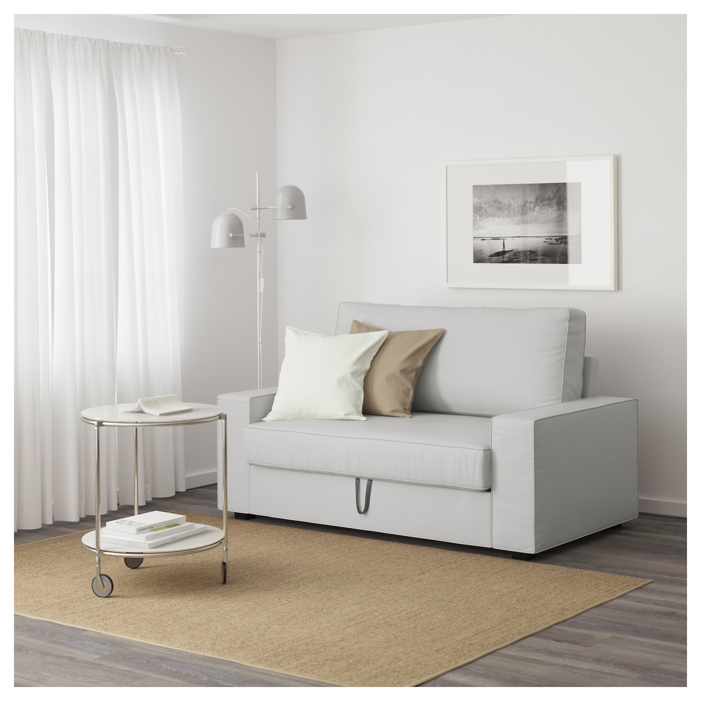 IKEA VILASUND two-seat sofa-bed
