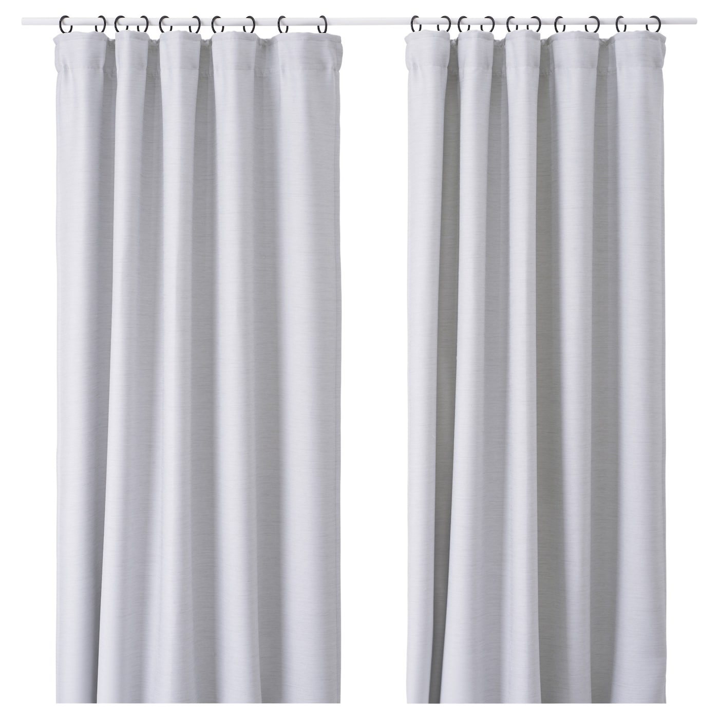 uk co faux silk curtain lined grey home curtains silver dp kitchen top with amazon ring x eyelet