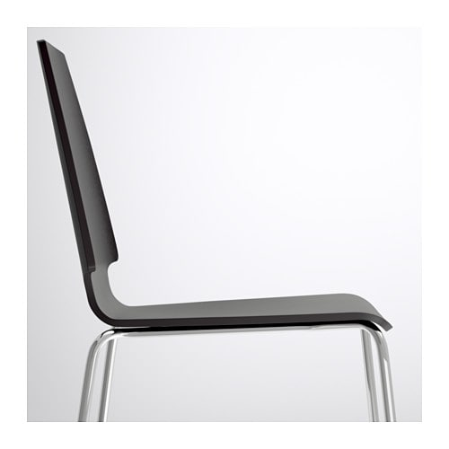 IKEA VILMAR chair The clear-lacquered surface is easy to wipe clean.