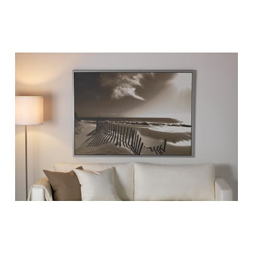 vilshult picture bronze beach 140x100 cm ikea. Black Bedroom Furniture Sets. Home Design Ideas
