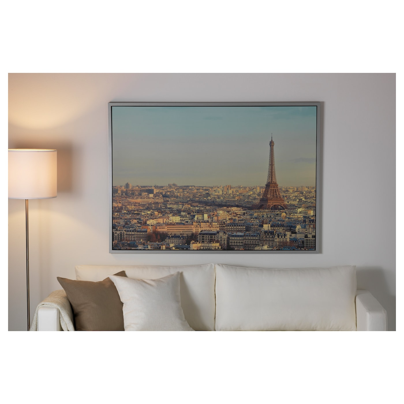 vilshult picture spring in paris 140x100 cm ikea. Black Bedroom Furniture Sets. Home Design Ideas