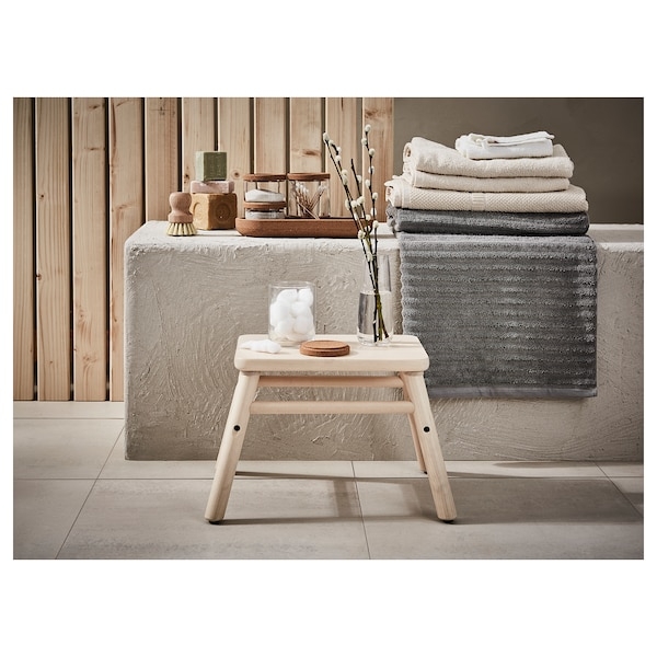 VILTO Step stool, birch