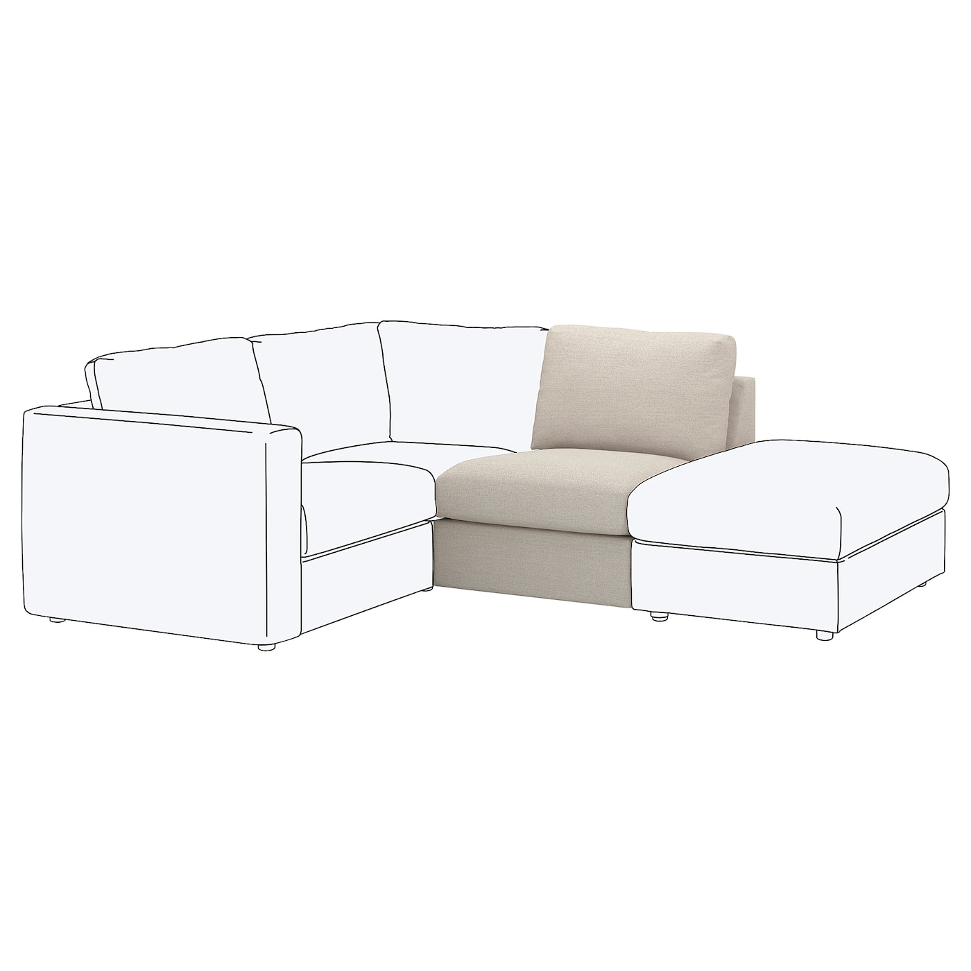 L Shapes Sofas - U Shaped Sofas